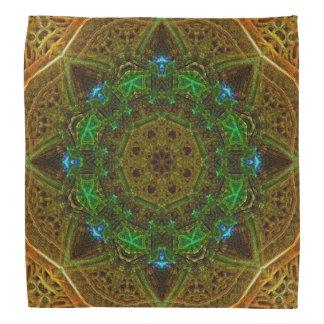 Cornfield Dome Mandala Bandana