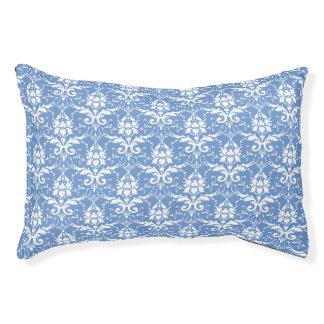 Cornflower Blue Art Nouveau Pet Bed