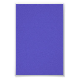 Cornflower Blue Background on a Poster
