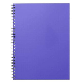 Cornflower Blue Notebook