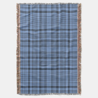 Cornflower Blue Plaid