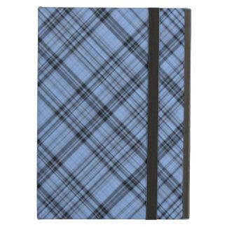 Cornflower Blue Plaid iPad Air Case