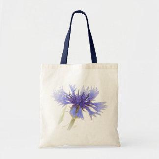 Cornflower Blue Budget Tote Bag