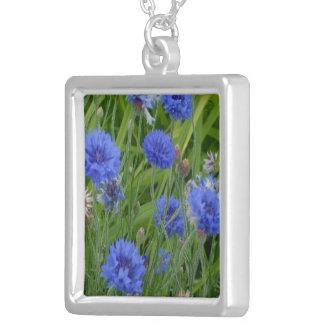 Cornflower Blues Necklace