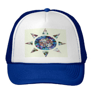 Cornflower Cap