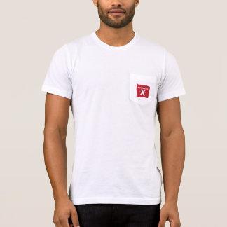 Cornhole Bag Men's Pocket T T-Shirt