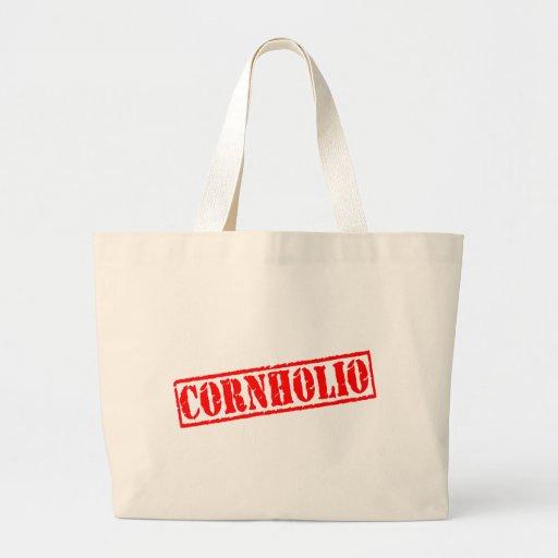 Cornholio Jumbo Tote Bag