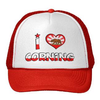 Corning, CA Mesh Hat