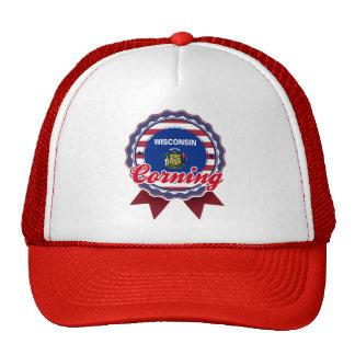 Corning, WI Hat