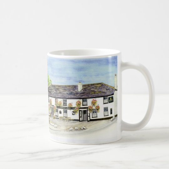 'Cornish Arms (Hayle)' Mug