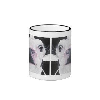 Cornish Barb Ringer Mug