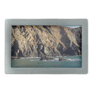 Cornish Cliffs Belt Buckle