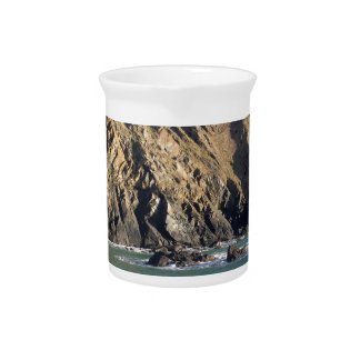 Cornish Cliffs Beverage Pitchers