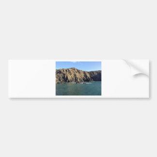 Cornish Cliffs Bumper Sticker