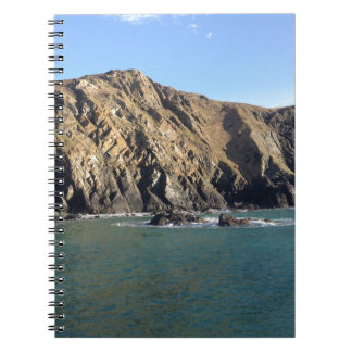 Cornish Cliffs Notebook