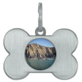 Cornish Cliffs Pet ID Tag