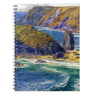 Cornish Coast Notebook