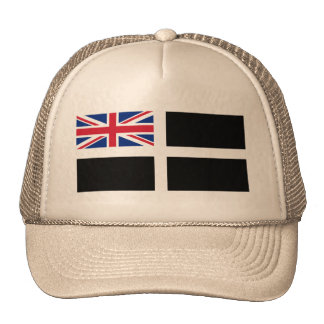 Cornish Ensign, United Kingdom Hats