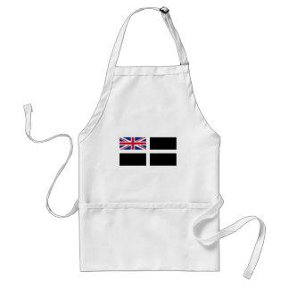 Cornish Ensign, United Kingdom Standard Apron