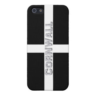 Cornish Flag iPhone 5 Cover