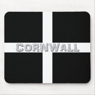 Cornish Flag Mouse Mat