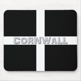 Cornish Flag Mouse Mat