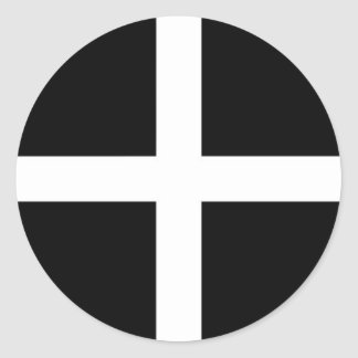 Comwall Design Decals : Cornish Flag Stickers and Sticker Transfer Designs - Zazzle UK