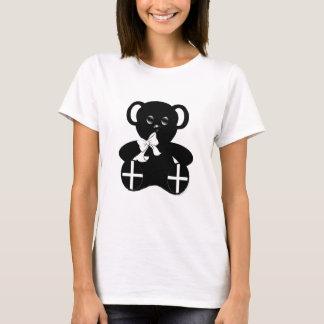 Cornish Flag Teddy Bear T-Shirt