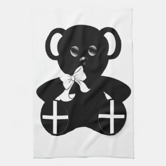 Cornish Flag Teddy Bear Towel