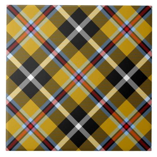 Cornish National Large Square Tile