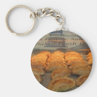 Cornish Pasties Key Ring