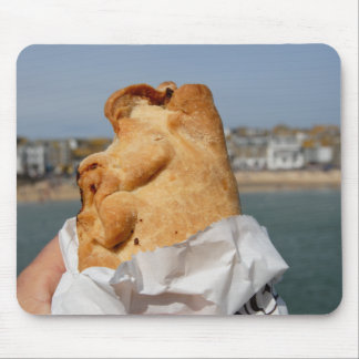 Cornish Pasty Mouse Mat