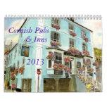 'Cornish Pubs & Inns' Calendar