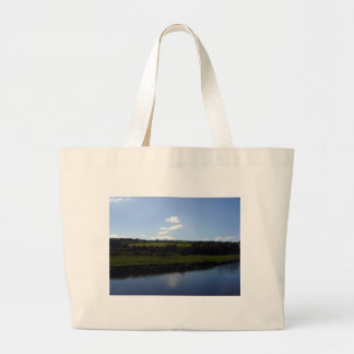 Cornish River and Countryside Canvas Bags