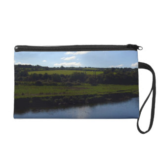 Cornish River and Countryside Wristlet Clutches