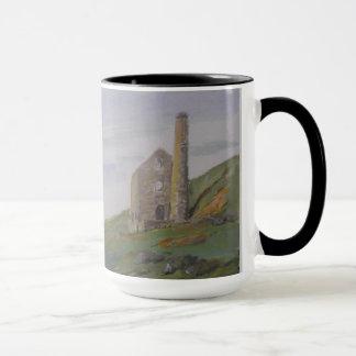 Cornish Tin Mine Mug