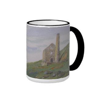 Cornish Tin Mine Coffee Mug