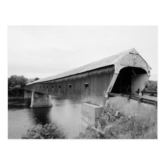Cornish-Windsor Covered Bridge Postcard