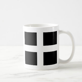 cornishslang cornwall kernow flag coffee mug