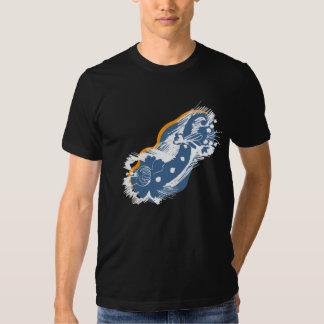 Cornucopia Flower 2 T-shirts