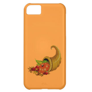 Cornucopia / Horn of Plenty iPhone 5C Covers