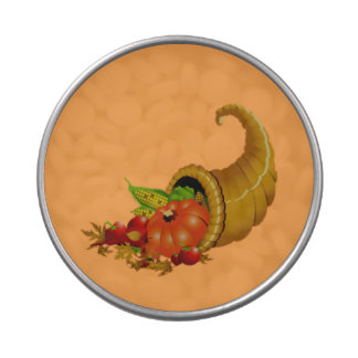 Cornucopia / Horn of Plenty Jelly Belly Tins
