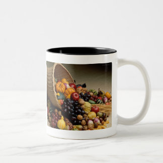 Cornucopia, Horn of Plenty Mug