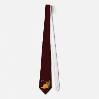 Cornucopia Custom Tie