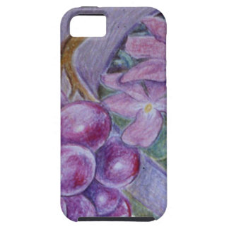 Cornucopia With Fruit And Flowers - Horn Of Plenty iPhone 5 Covers