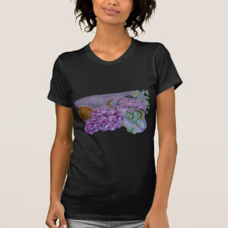 Cornucopia With Fruit And Flowers - Horn Of Plenty Shirt