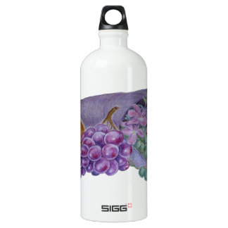 Cornucopia With Fruit And Flowers - Horn Of Plenty SIGG Traveller 1.0L Water Bottle