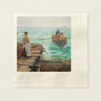 Cornwall 1895 disposable serviettes