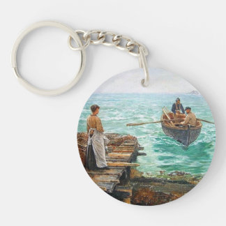 Cornwall 1895 key ring