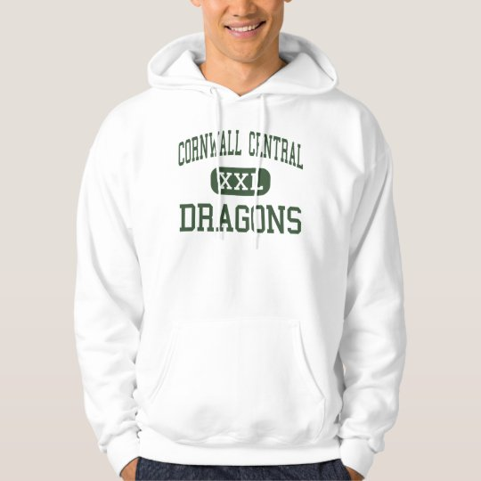 Cornwall Central - Dragons - High - Cornwall
